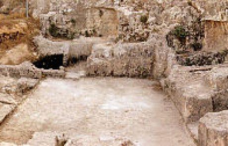 ברכת הכהנים מכתף הינום ירושלים