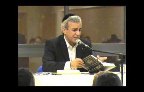הקלטת תפילת ראש השנה בנוסח ספרדי- יחיאל נהרי