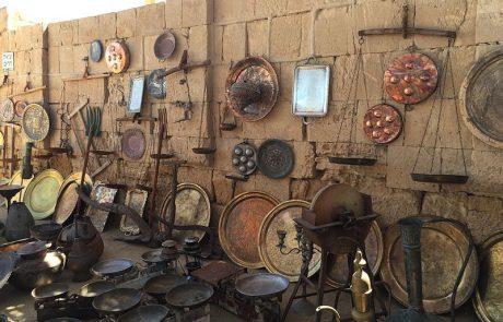 דרך הבשמים הנבטית- מסלולי מסחר עתיקים